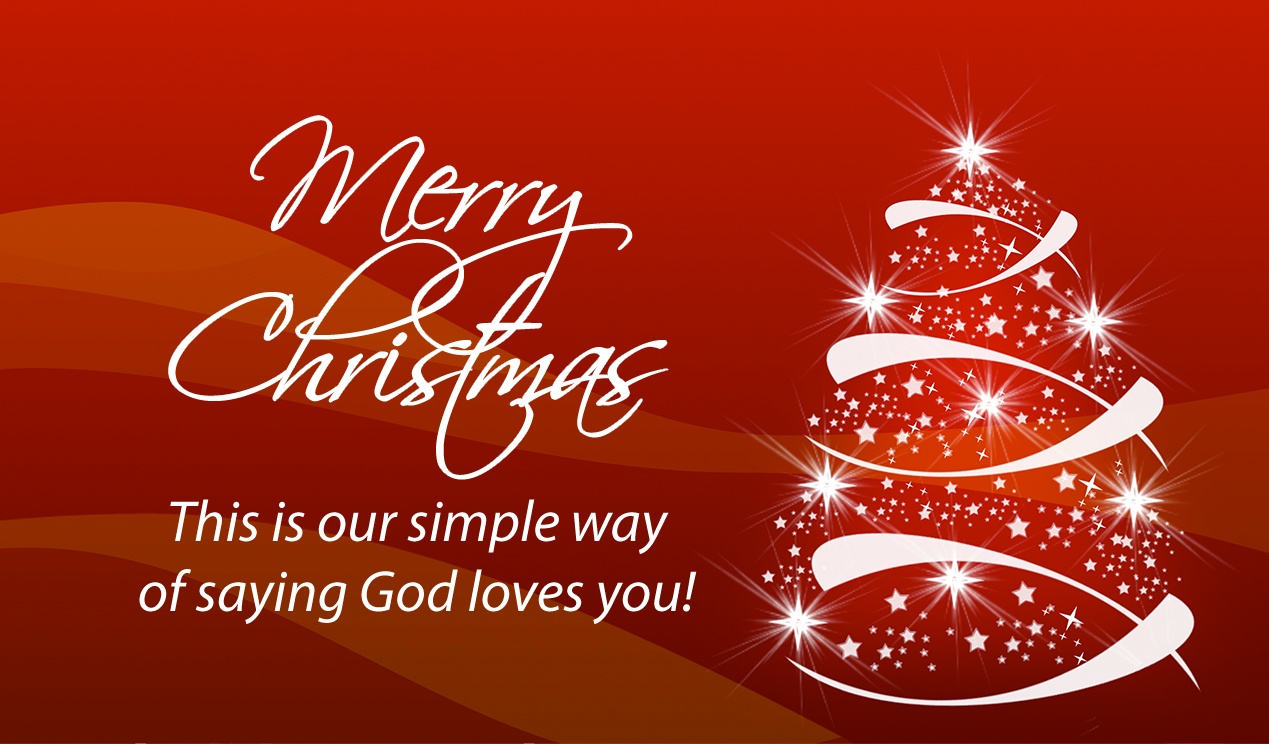 Christmas Outreach Card