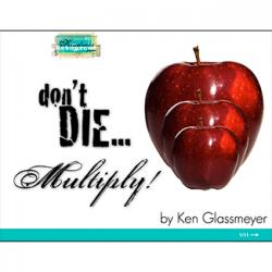 Don't Die... Multiply PDF