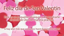 Thousand Hearts Valentine's Day/Spanish